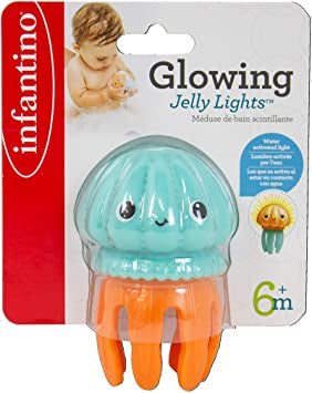 Glowing Jelly Bath Lights