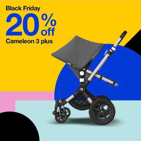 BLACK FRIDAY Cameleon3 Plus Complete Aluminium - BLACK + BLACK