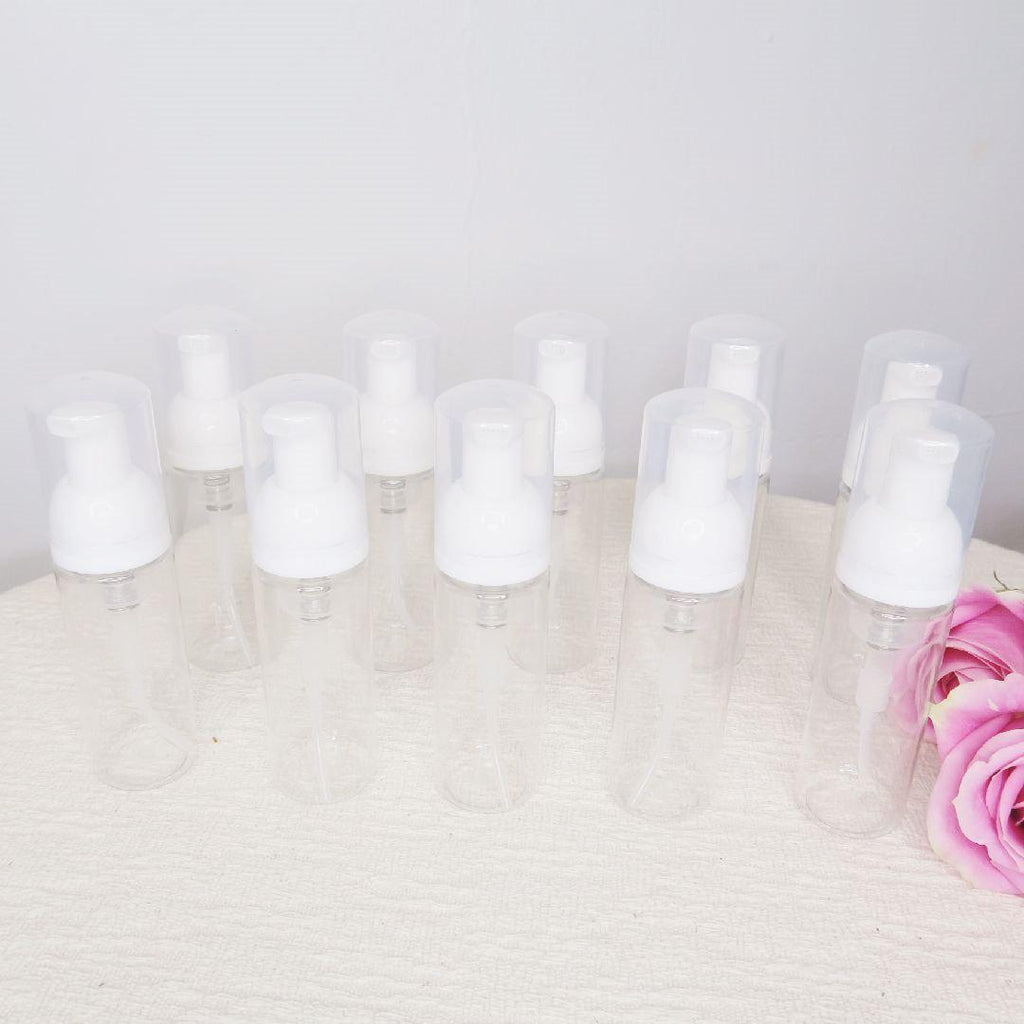 (10) Foam Pump Bottles
