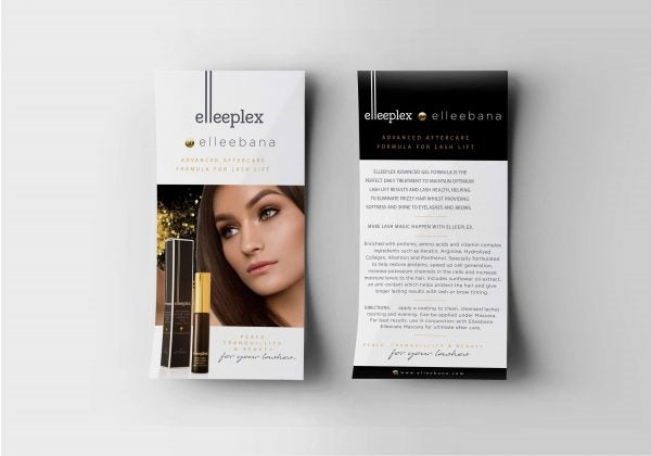 Elleeplex Advanced Aftercare Flyers