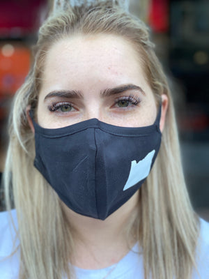 Washable & Reusable Mask -  Oregon State