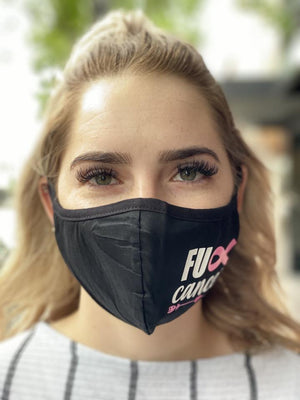 Washable & Reusable Mask - FU Cancer