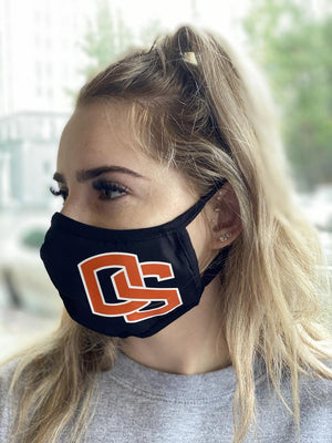 Washable & Reusable Mask - Oregon State University (OSU)