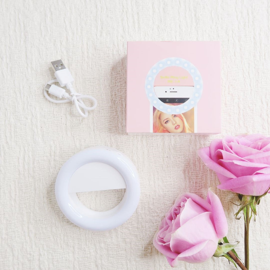 Rechargeable Selfie Ring Light-All Products-LASHtini