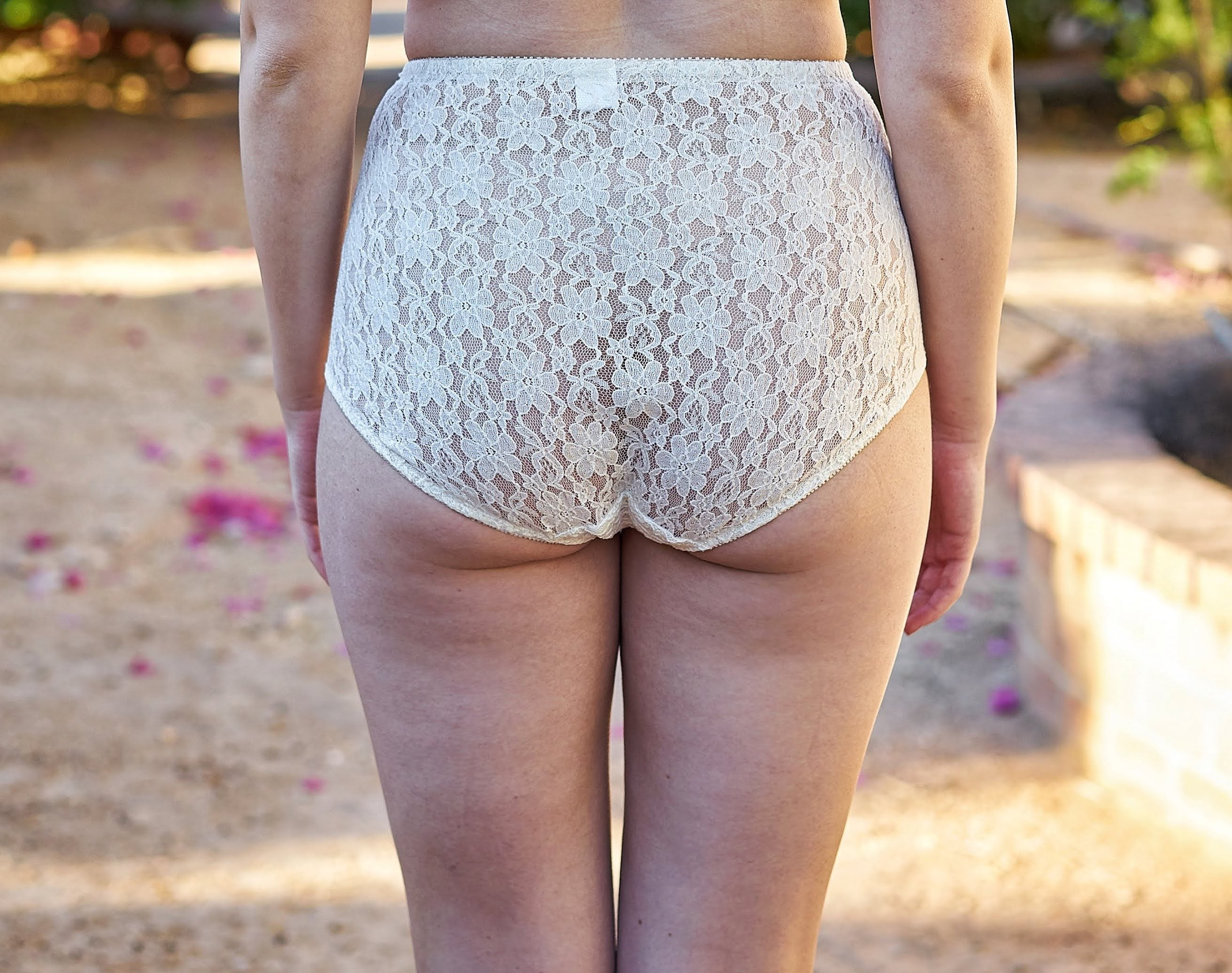 Gwendolyn high waisted panty | Applause Lingerie - Sustainable, Ethical Lingerie
