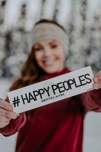 Happy Peoples Sticker Pack
