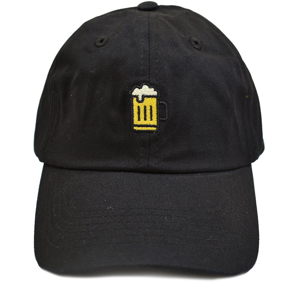 88c78d70ad177 Any Memes Beer Dad Hat Black - streetwearthreads