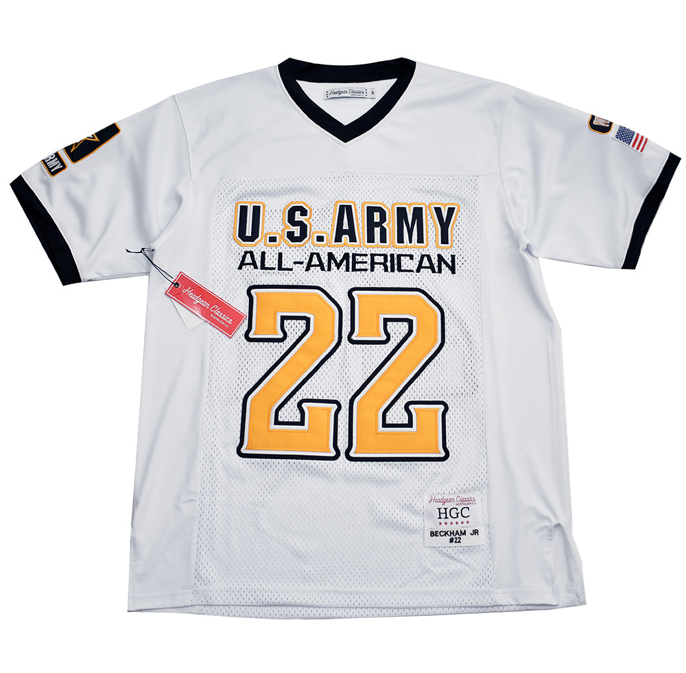 info for b81b5 9b804 Headgear US Army Odell Beckham High School Jersey