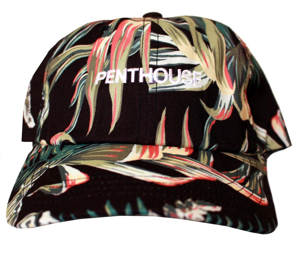 4a95d951266 HUF Worldwide Penthouse Dad Hat Tropical