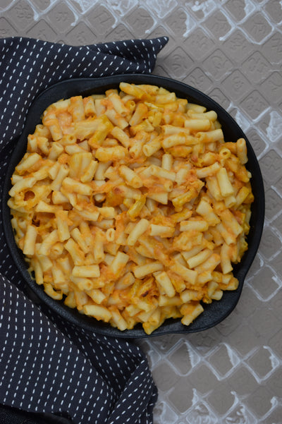HIDDEN VEG MAC 'N CHEESE