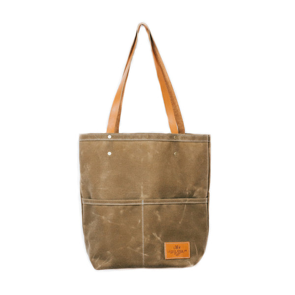 The Daymaker Tote - Sage