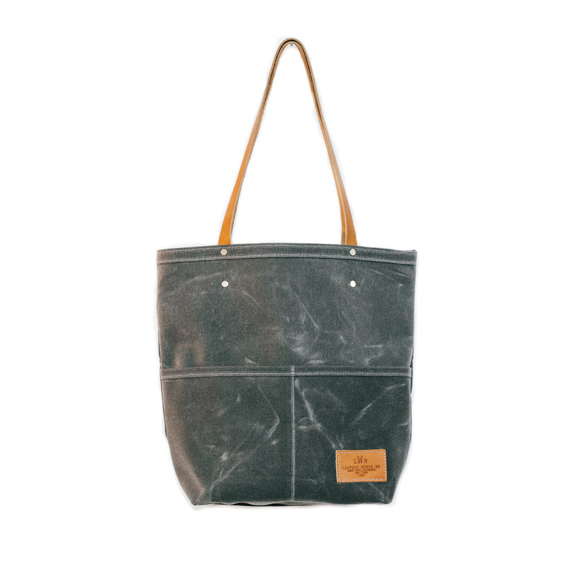 The Daymaker Tote - Storm Gray