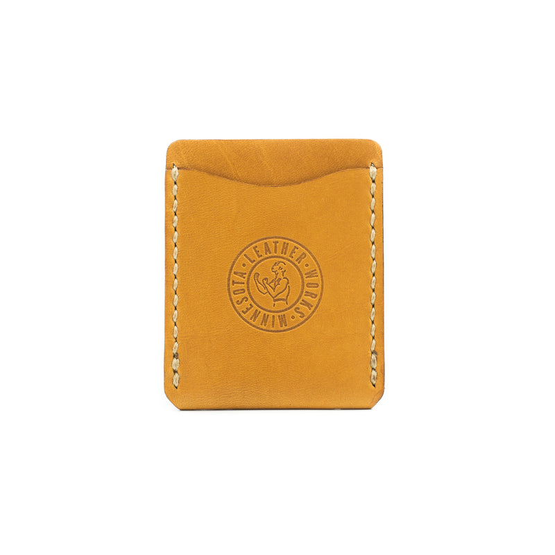 The Pioneer Wallet - London Tan