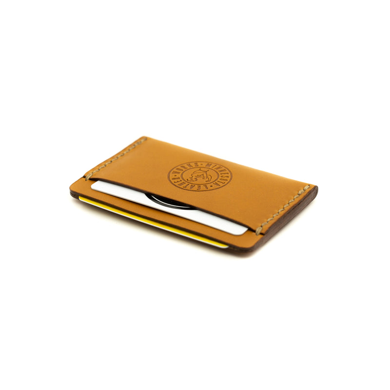 Union Wallet - London Tan