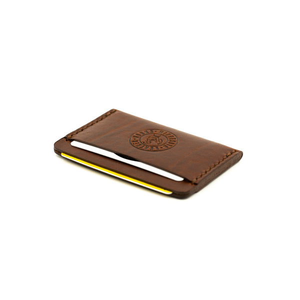 Union Wallet - Mahogany