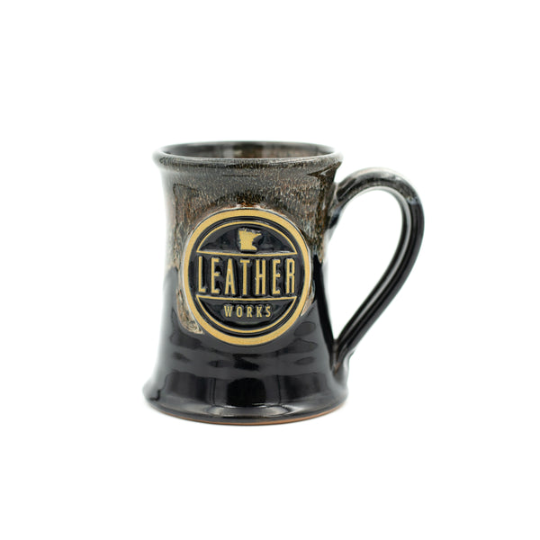 Leather Works MN Mug
