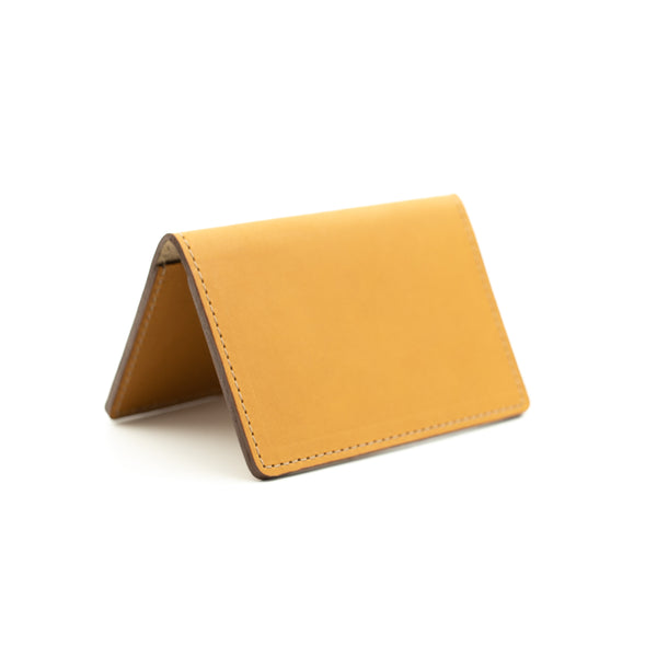 Business Card Holder -London Tan