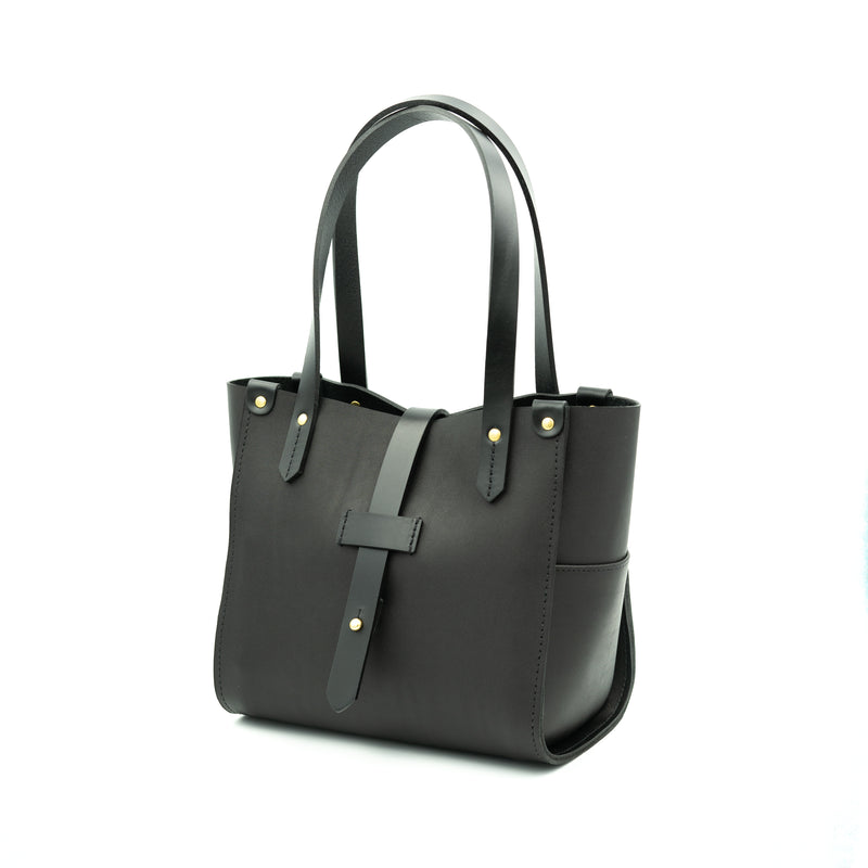 Small Prairie Tote - Black