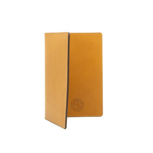 Large Navigator Note Wallet - London Tan