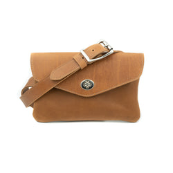 No. 32 Hip Bag - Saddle Tan