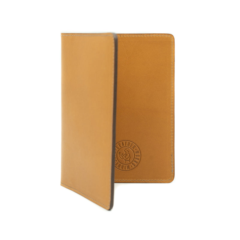 Navigator Note Wallet - London Tan