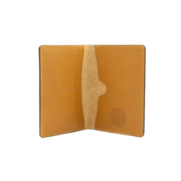 Navigator Note Wallet - London Tan 1