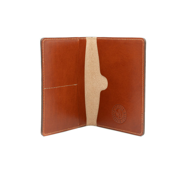 Navigator Note Wallet - Chestnut