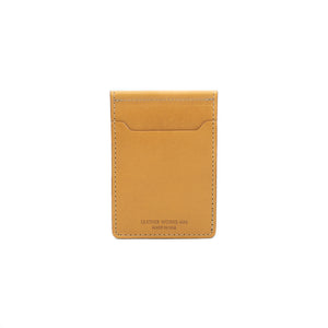 Money Clip Wallet - London Tan