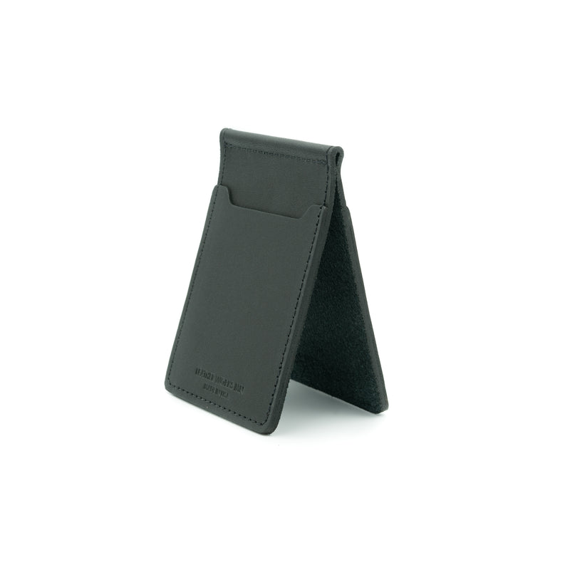 Money Clip Wallet - Black