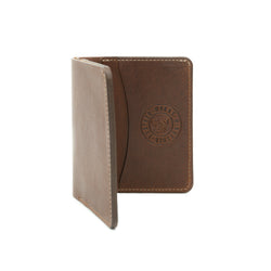 Capital Wallet - Mahogany