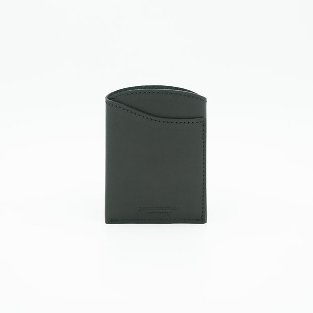 Front Pocket Flap Wallet - Black 1