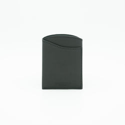 Front Pocket Flap Wallet - Black