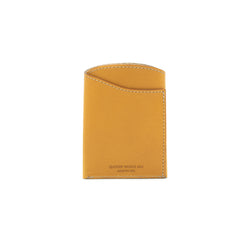 Front Pocket Flap Wallet - London Tan