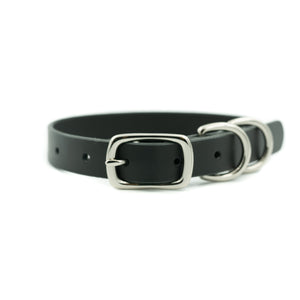 "Canine Collar 3/4""  - Black"