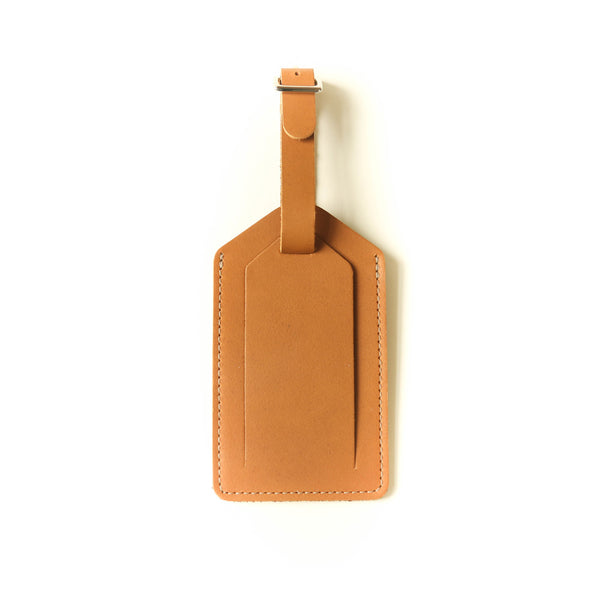 Bag Tag - London Tan