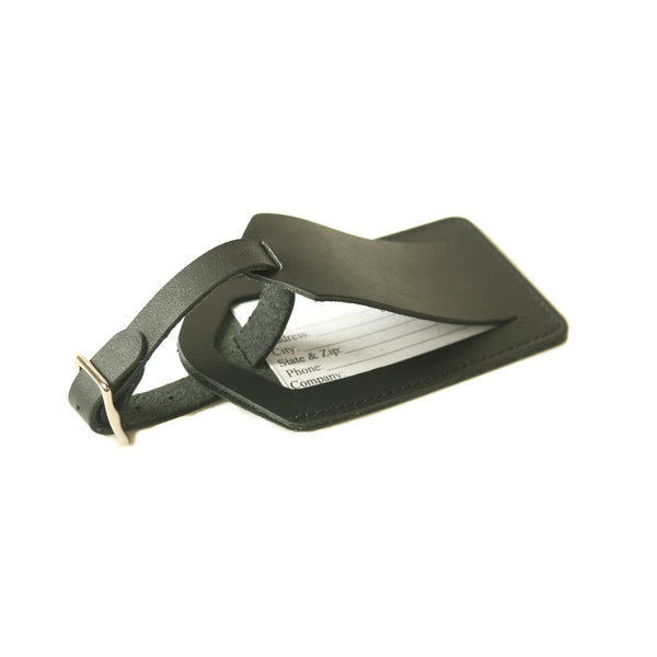 Bag Tag - Black