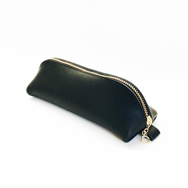 No. 1 Pencil Case - Black