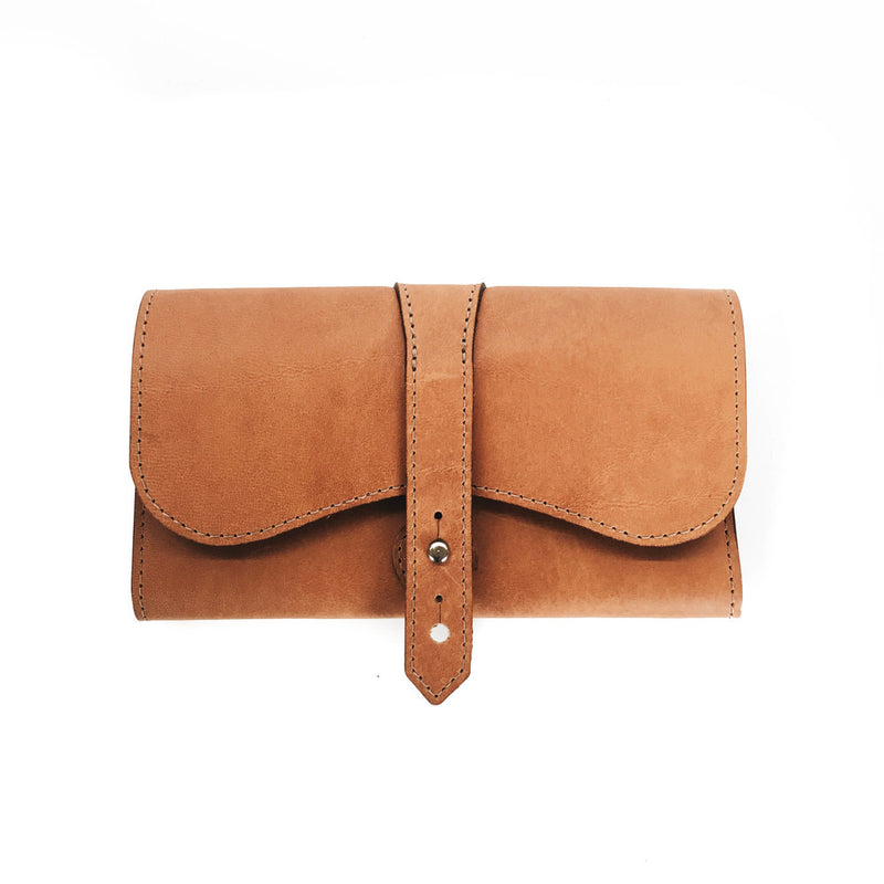 Trifold Wallet - London Tan