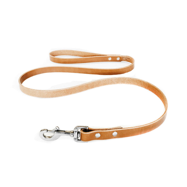 Canine Leash - London Tan