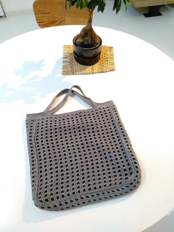 beverly smart hand crocheted bag