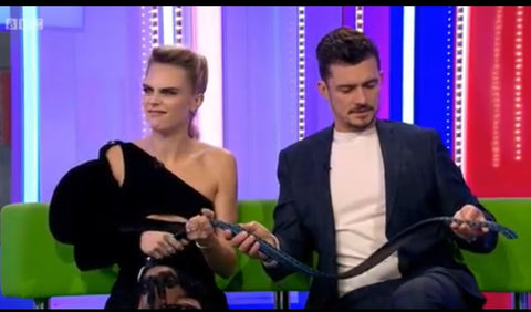 cara delevingne and orlando bloom laura zabo tyre belt beverly smart