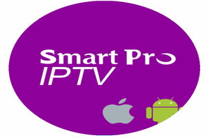 SMART PRO IPTV Subscription for 12 month