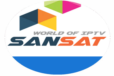 SanSat IPTV Subscription For 12 Months