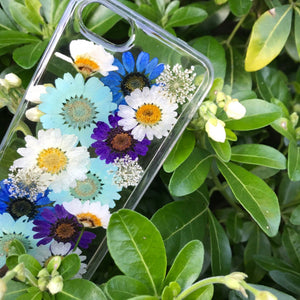 💙'Pretty Flowers' Phone case 🍃💙🍃