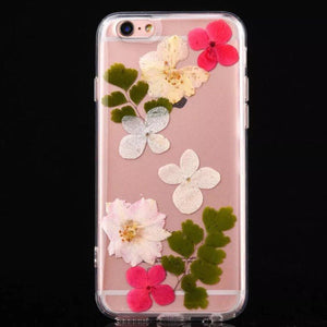 brand new 39bdd 5941c A Touch of Nature🍃pressed flower case🍃🌸🍃