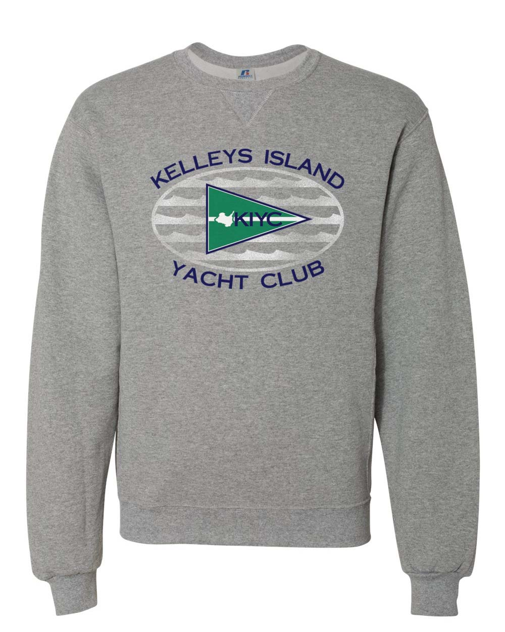 Old School Flagship Crew Sweatshirt