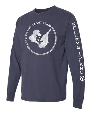 YC Logo Long-Sleeve Tee