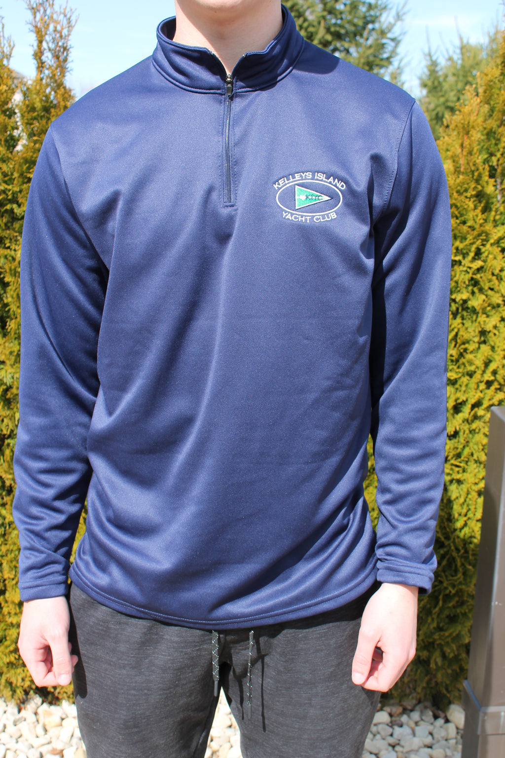 Flagship Quarter-zip (Mens)