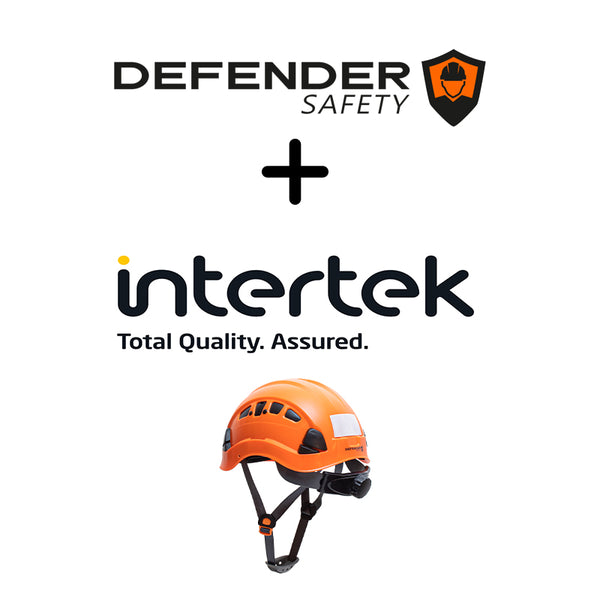 Defender Safety H1-CH Safety Helmet Passes Intertek ANSI Testing!