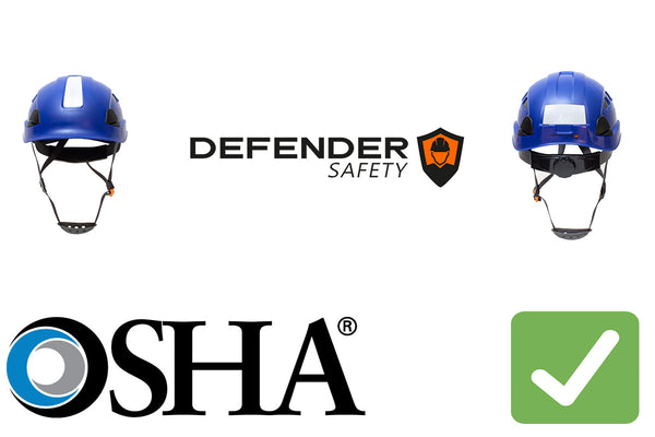 What is an OSHA approved Safety Helmet or Hard Hat?